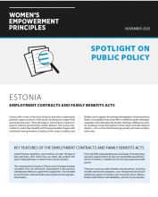 Estonia case study