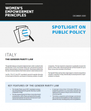 italy public policy case study
