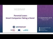 Parental Leave: Smart Companies Taking a Stand